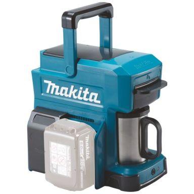 Makita DCM501Z Kaffemaskin uten batteri og lader