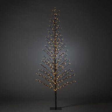 Konstsmide 3387-700 Dekorationsbelysning svart, 210 cm
