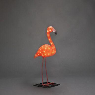 Konstsmide 6272-803 Dekorationsbeslysning flamingo