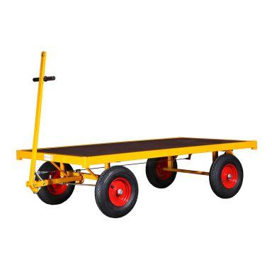 Hörby Bruk 2533  Transportvagn med broms