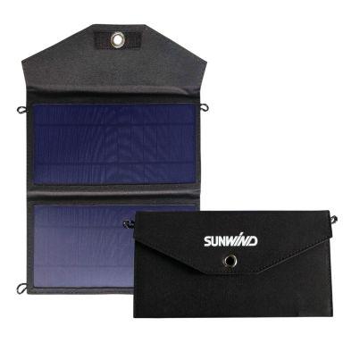 Sunwind 104245 Solpanel 2 USB-portar på 5V (2A)