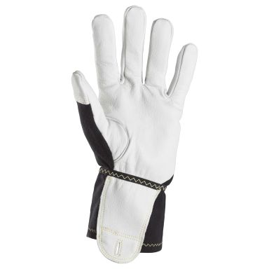 Snickers 9360 ProtecWork Handske vit/svart