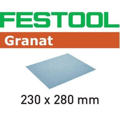 Festool GR/25 Hiomapaperi 230x280mm