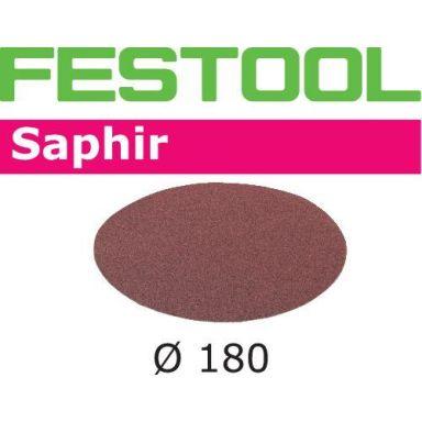 Festool STF SA Slippapper 180mm, 25-pack