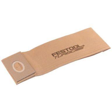Festool TF II-RS/ES/ET Suodatinkasetti 5 kpl:n pakkaus