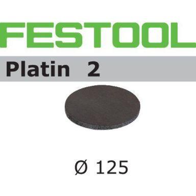 Festool STF PL2 Slippapper 125mm, 15-pack