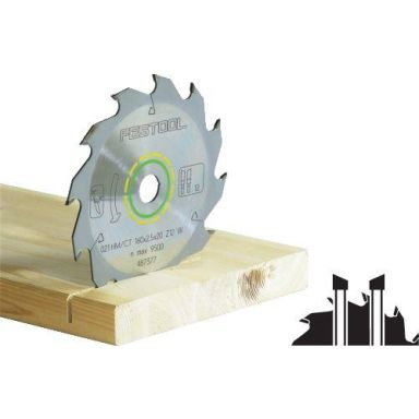 Festool W18 Sahanterä vakio, 210x2,6x30 mm