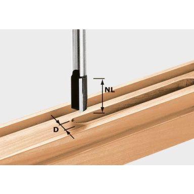 Festool HW S12 D13,2/35 PLANET Urajyrsin kara 12 mm