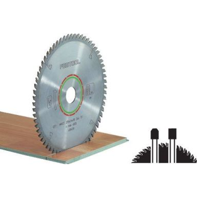 Festool WZ/FA64 Sahanterä erikois, 260x2,5x30 mm