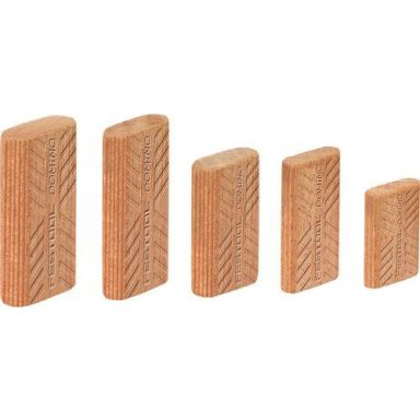 Festool MAU Bricka sipo, 10x50mm, 255-pack