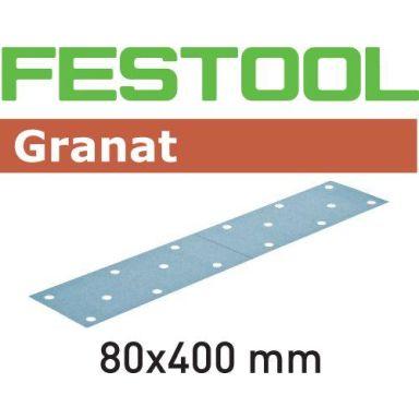 Festool STF GR Hiomapaperi 80x400mm 50 kpl.