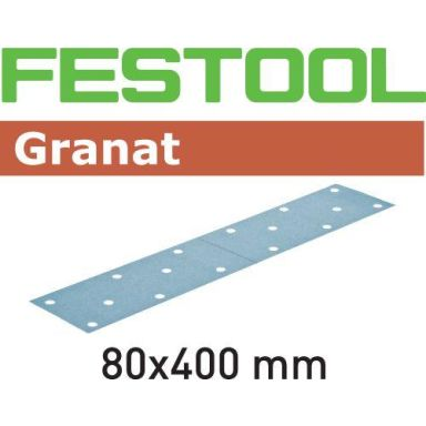 Festool STF P280 GR Slippapper 80x400mm, 50-pack