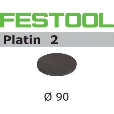 Festool STF PL2 Slippapper 90mm, 15-pack