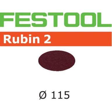 Festool STF RU2 Slippapper 115mm, 50-pack