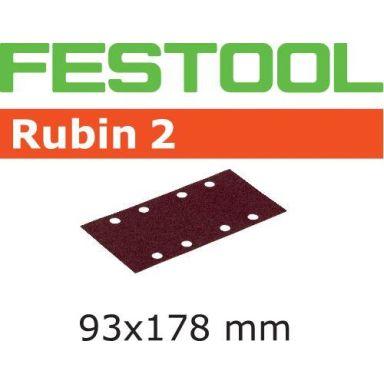 Festool STF P40 RU2 Slippapper 93X178mm, 50-pack