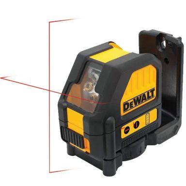 Dewalt DCE088LR Korslaser med alkaliska batterier