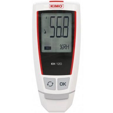 Kimo KH120 Lämpötila- ja RH-loggeri