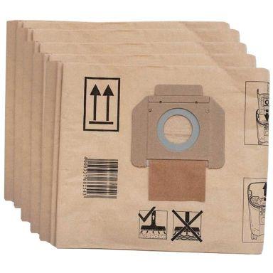 Makita P-70194 Pölynimuripussi Paperi, 5 kpl