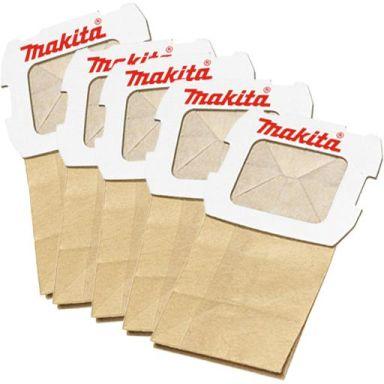 Makita 194746-9 Dammsugarpåse 5-pack
