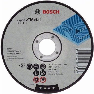 Bosch Expert for Metal Kappskive 230x3mm