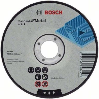 Bosch Standard for Metal Kappskive