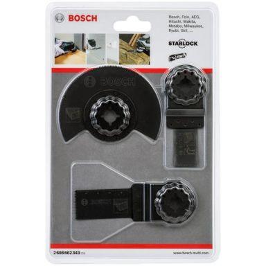 Bosch 2608662343 Sågbladskit Golv