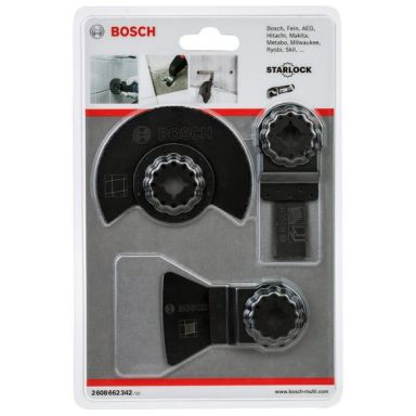 Bosch 2608662342 Sågbladskit Kakel