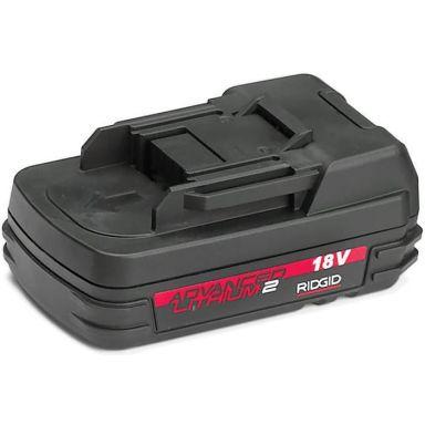 Ridgid 18V Li-Ion batteri 2,0Ah