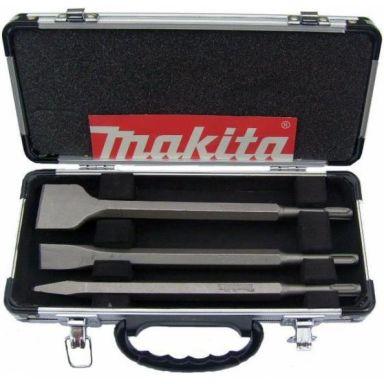 Makita D-05181 Meiselsett SDS-Plus 3 deler