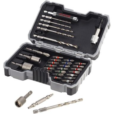 Bosch 2607017328 Metal Borr- och bitset 35 delar