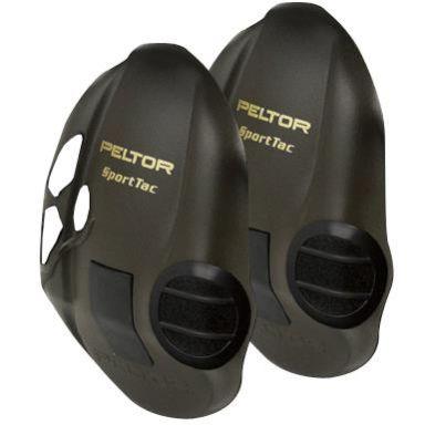 3M Peltor 210100-478-GN Skall til SportTac