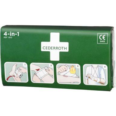 Cederroth 1910 4-i-1 Blodstoppare