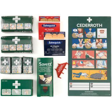 Cederroth 264000 Refill-pakke