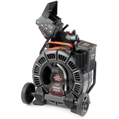 Ridgid SeeSnake MAX rM200 Kameravinda 61m med D2A vinda  CS6