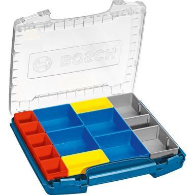 Bosch i-Boxx 53 Säilytyslaatikko sis. 12 sisälokeroa