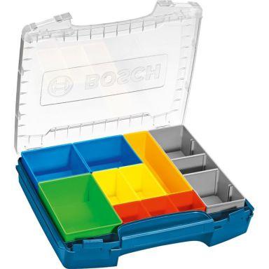 Bosch i-Boxx 72 Förvaringslåda med innerfack - 10 delars