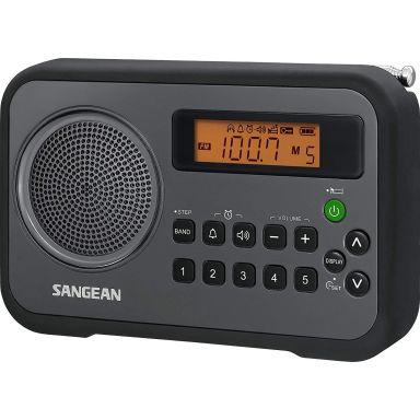 Sangean PRD18 Radio snabbval FM/AM