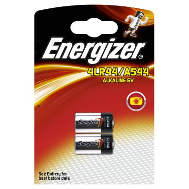 Energizer A544/4LR44 Batteri 6 V
