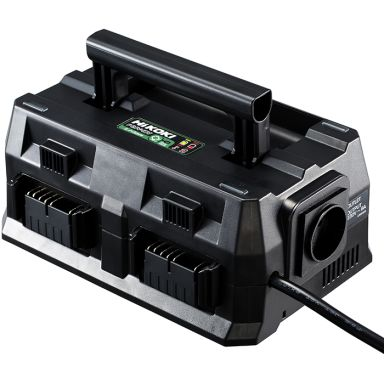 HiKOKI UC18YTSL Batteriladdare Multiport