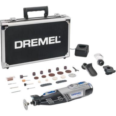Dremel 8220-3/35 Expert Monitoimityökalu lisävarusteilla ja säilytyslaatikolla