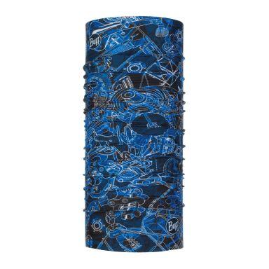 Buff BU12018370710 Halsvärmare one size, blå