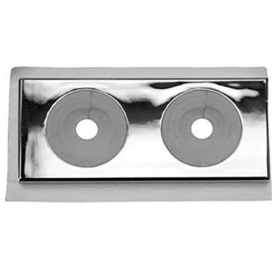 Faluplast 50435 Vulkbricka självhäftande, 12-16 mm, 10-pack