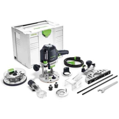 Festool OF 1400 EBQ-Plus+Box-OF-S 8/10x HW Handöverfräs