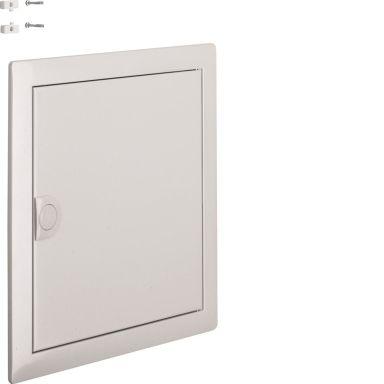 Hager VZ321N Dörr med ram, vit