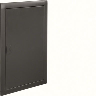 Hager VZ332N Dør med ramme, grå