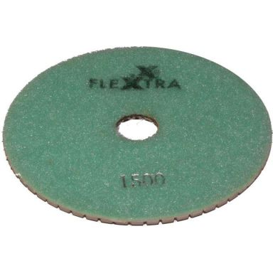 Flexxtra 100.25 Diamantslipskiva 125 x 4 mm, våt/torr