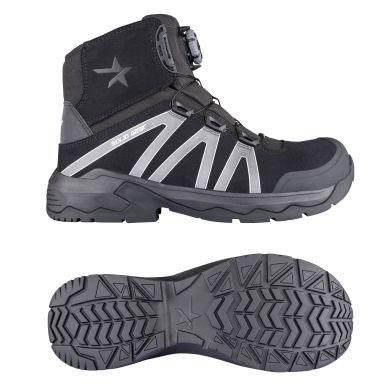 Solid Gear Onyx Vernestøvler S3, BOA, svart