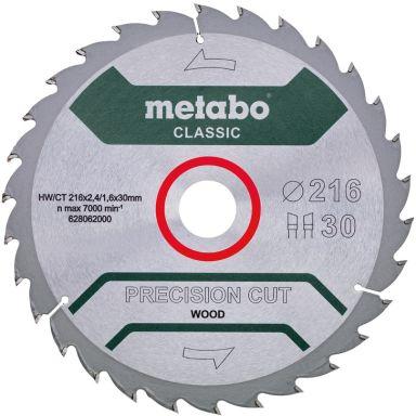 Metabo 628062000 Sagklinge 216 x 30 mm, 30T
