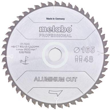 Metabo 628288000 Sagklinge 160 x 20 mm, 48T