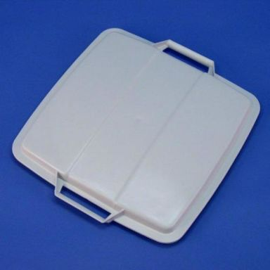 COFA 14755 Plastlock till 90 l tunna, grå
